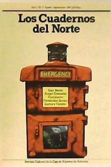 927f8139 120. LOS CUADERNOS DEL NORTE Nº 3. REVISTA CULTURAL. ESPAÑA 1980, EN  CHICAGO. POESÍA ESPAÑOLA CONTEMPORÁNEA. LA CERÁMICA POPULAR.